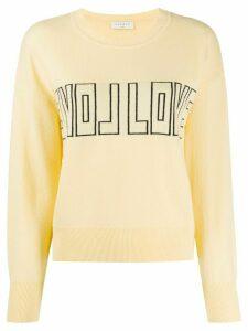 Sandro Paris Yelli jumper - Yellow