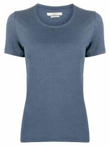 Isabel Marant Étoile scoop neck T-shirt - Blue