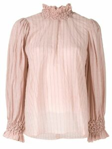 Karen Walker Theon blouse - PINK