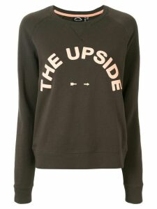 The Upside Bondi Crew sweatshirt - Green