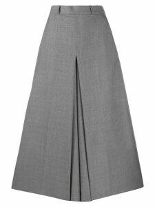 Ami Paris Woman Divided Skirt - Grey
