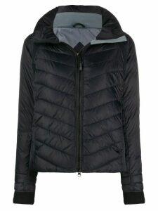 Canada Goose hooded padded jacket - Blue