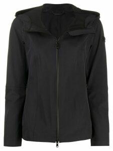 Peuterey hooded lightweight jacket - Blue