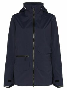 Canada Goose Pacifica hooded jacket - Blue