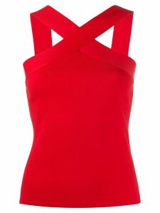 P.A.R.O.S.H. criss cross front top - Red