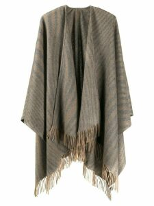 Paul Smith oversized shawl cardigan - Brown