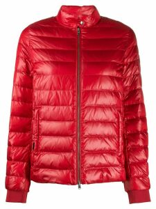 Woolrich feather down padded jacket - Red