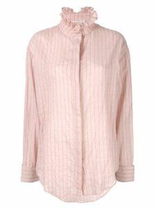 Karen Walker Delphinus shirt - PINK