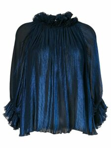 Karen Walker Phenomena blouse - Blue