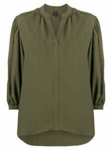 Pinko V-neck blouse - Green