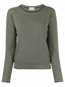 Forte Forte striped knit jumper - NEUTRALS