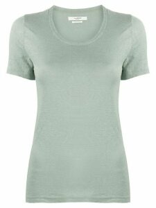 Isabel Marant Étoile scoop neck T-shirt - Green