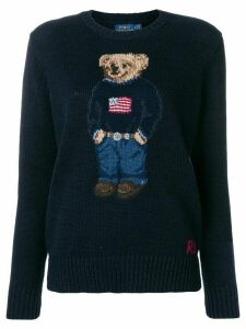Polo Ralph Lauren The Iconic Polo Bear sweater - Blue