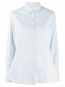 Filippa-K Jane striped-print shirt - Blue