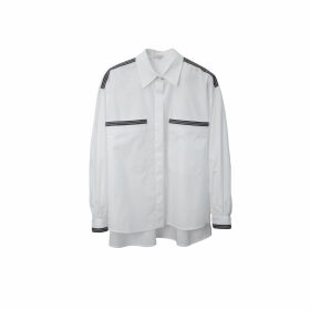 Les 100 Ciels - Pomelo Cashmere Jumper In Smoke