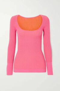 Jacquemus - Ribbed-knit Sweater - Pink