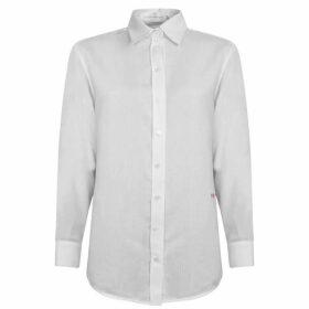Victoria Beckham Slash Back Shirt