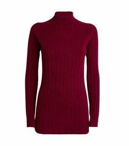 Turtleneck Elsie Cashmere Sweater