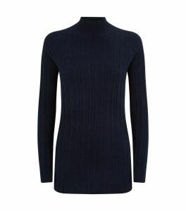 Turtleneck Elsie Cashmere Sweater