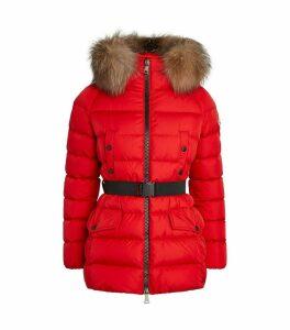 Fur-Trim Down Clion Jacket