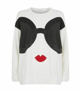 Gleeson Stace Face Sweater