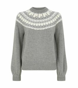 Harriet Fair Isle Sweater