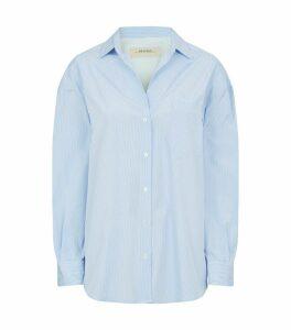 Ferrara Stripe Oversized Shirt