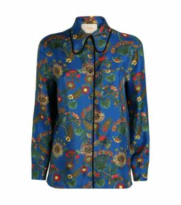 Silk Rodeo Shirt