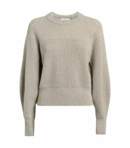 Cashmere-Lurex Sweater