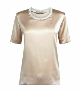 Silk Satin Top