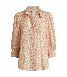 Leopard Print Reese Shirt