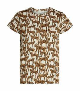 Leopard Print Jeramy T-Shirt