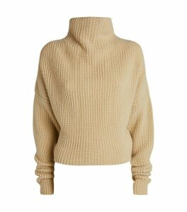 Kate Chunky Cashmere Sweater