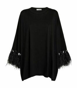 Ostrich Feather T-Shirt