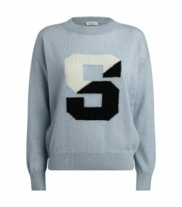 Knit Initial Sweater
