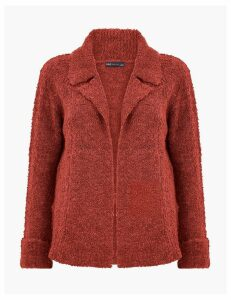 M&S Collection Textured Cardigan