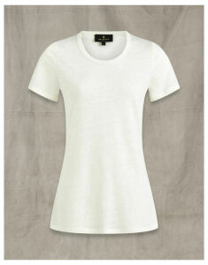 Belstaff ARLO SHORT SLEEVED T-SHIRT White