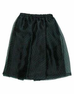 PLAN C SKIRTS Knee length skirts Women on YOOX.COM