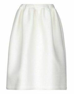 DOUUOD SKIRTS Knee length skirts Women on YOOX.COM