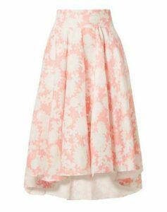 MIGUELINA SKIRTS 3/4 length skirts Women on YOOX.COM