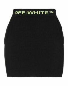 OFF-WHITE™ SKIRTS Mini skirts Women on YOOX.COM