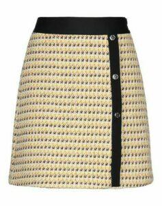 MAJE SKIRTS Mini skirts Women on YOOX.COM