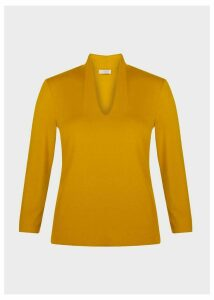 Aimee Top Yellow
