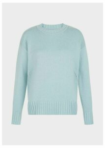 Ruby Sweater Pale Blue