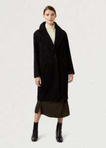 May Frill Collar Top Pale Pink