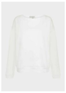 Jerrie Sweater White