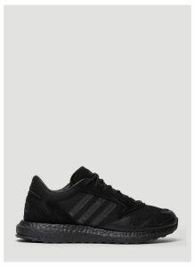 Y-3 Rhisu Run Sneakers in Black size UK - 04.5