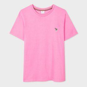 Women's Sleeveless 'Floral Garden' Print T-Shirt