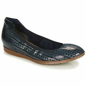 Tamaris  -  women's Shoes (Pumps / Ballerinas) in Blue