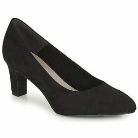Tamaris  -  women's Court Shoes in Black
